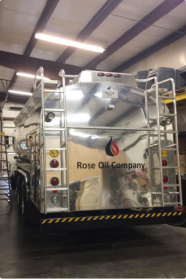 rose oil company